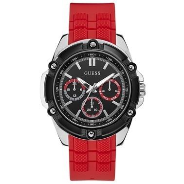 Guess Saat Kırmızı